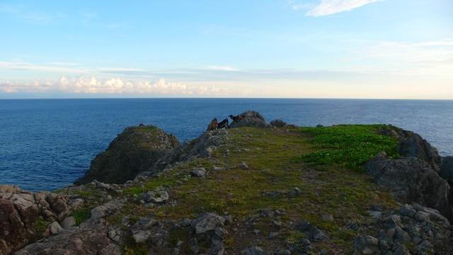 前進綠島之五。誰的小夜曲|台東。離島旅遊