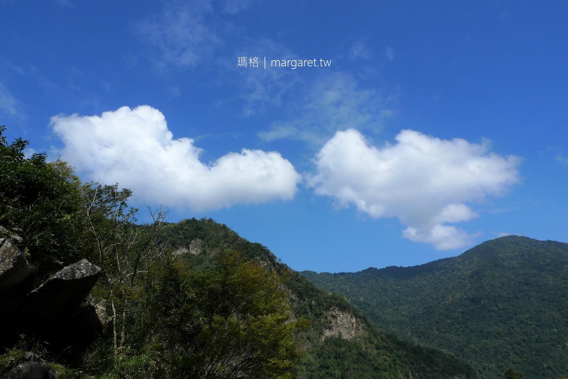 瓦拉米步道半日遊|山風瀑布。山風一號吊橋。南安瀑布。南安遊客中心