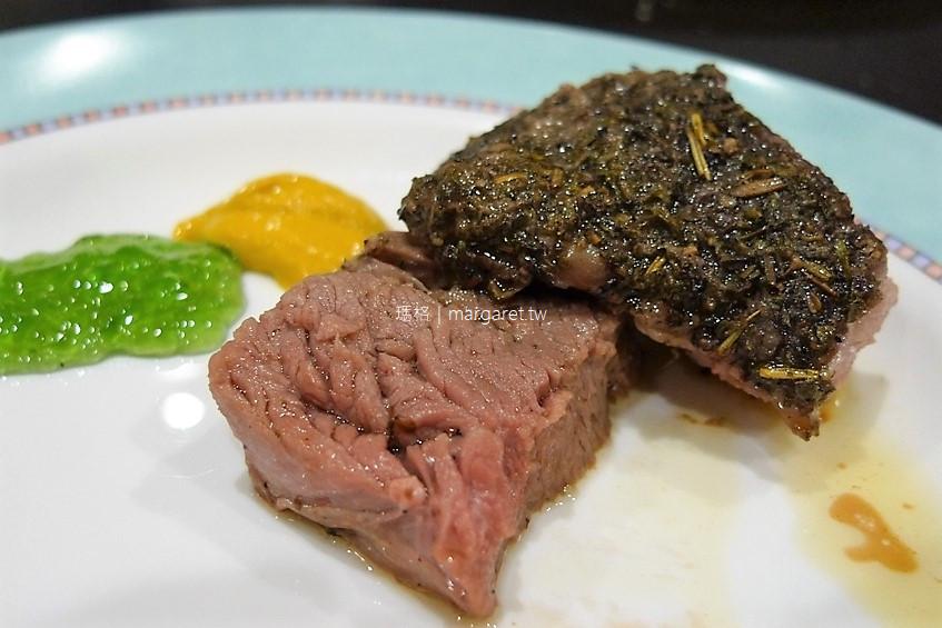 加貝爾廚藝餐坊。臺北的歐洲鄉村料理|烤義式蒜味羊腿、鹽焗雞