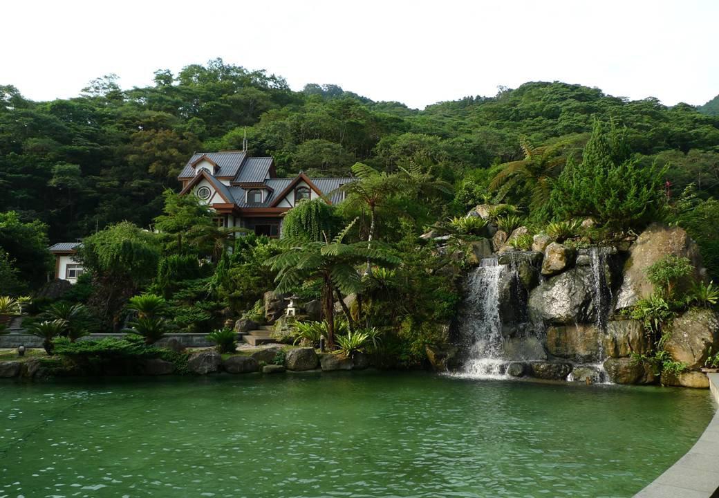 容園谷景觀渡假山莊的曼巴咖啡|南庄山景咖啡