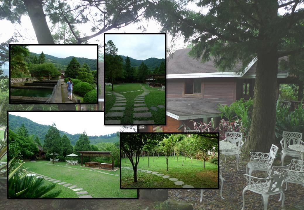 容園谷景觀渡假山莊。南庄山上的歐風民宿|2011親子鐵路環島之2
