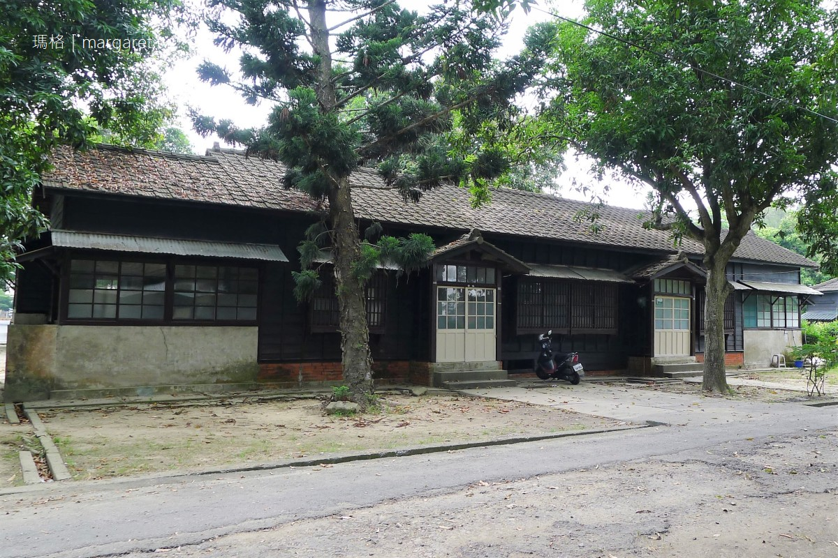 蒜頭糖廠蔗埕文化園區。嘉義六腳鄉|嘉義商旅桃城人文之旅