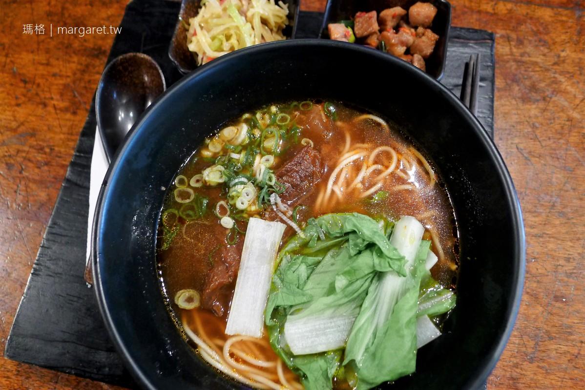台灣最潮的時尚麵店。高橋盾TAIPEIUC Noodle Bar (已歇業!)
