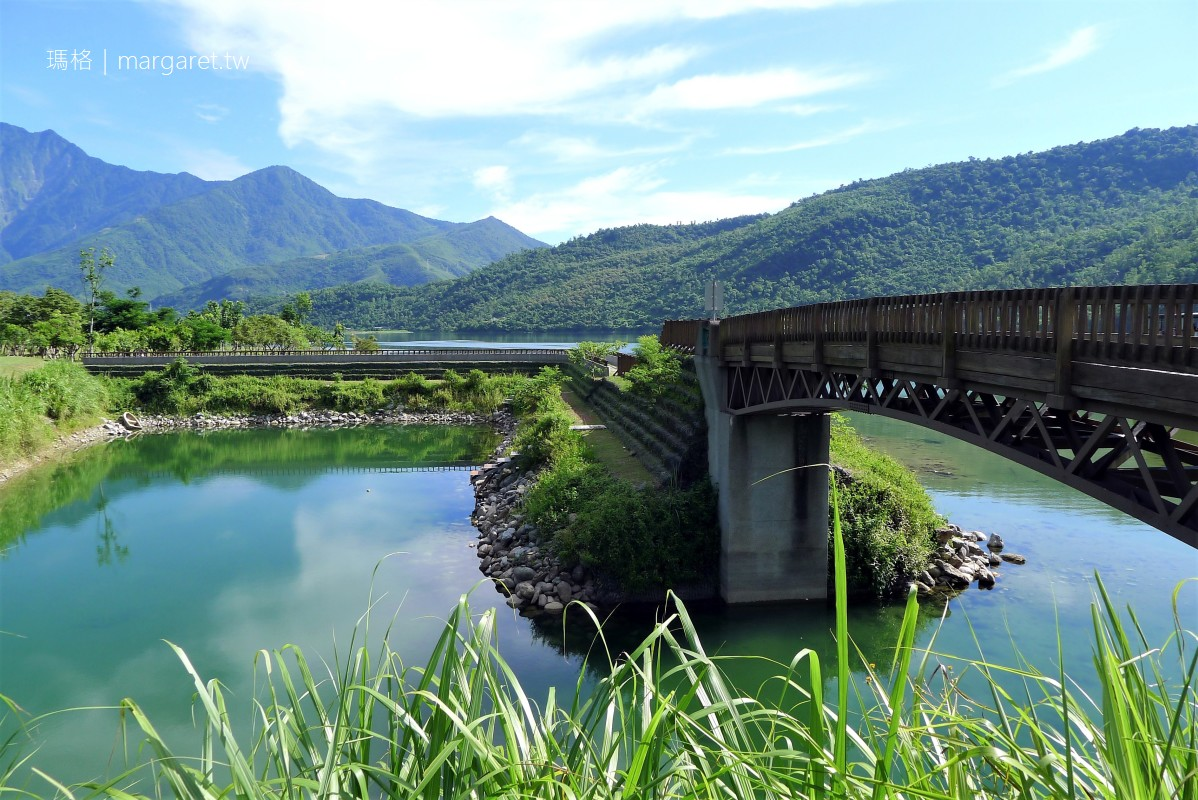 鯉魚潭。湖光山色清晨最美|花蓮壽豐鄉景點