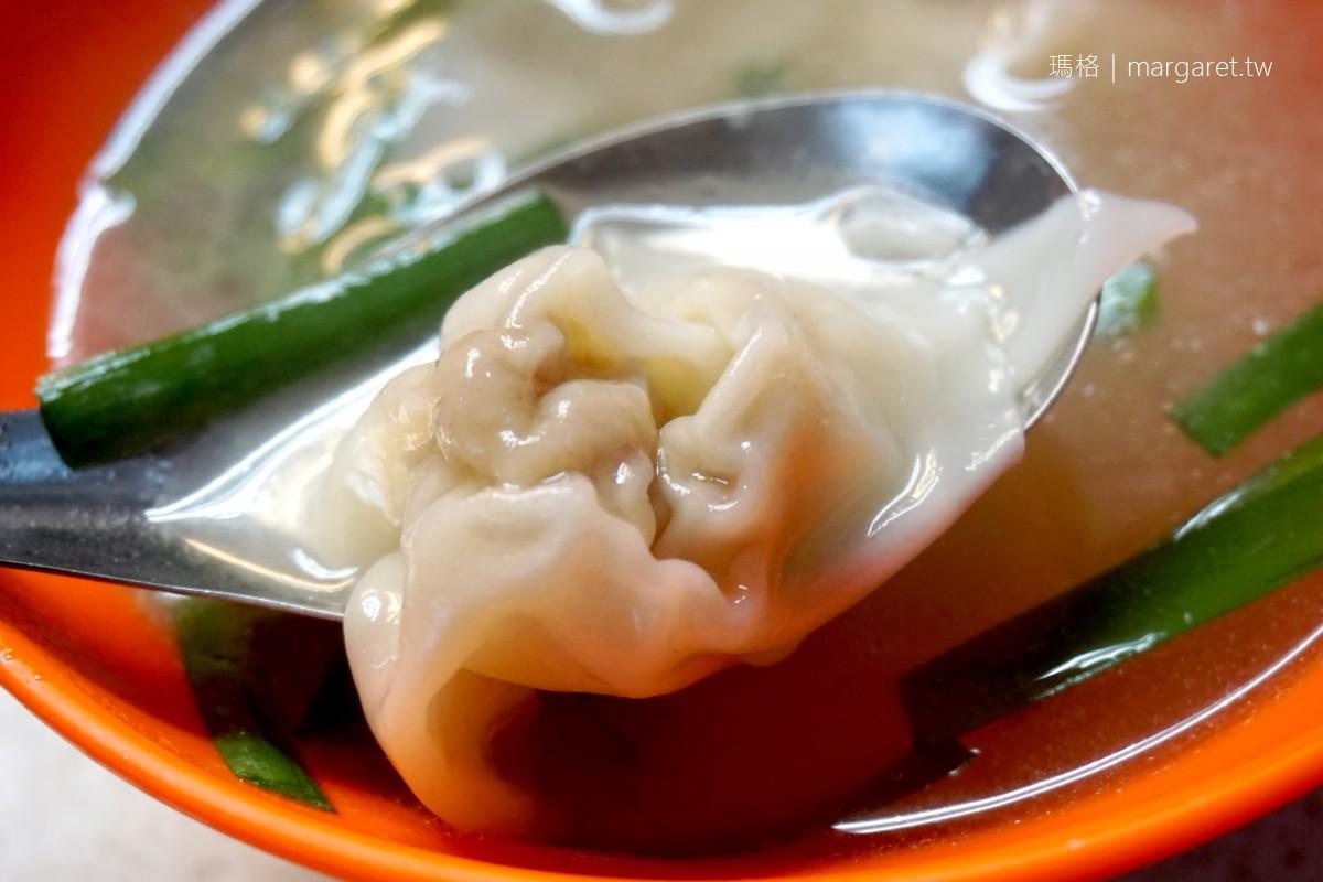 昶鴻麵點。七先生的菊花麵|華西街觀光夜市美食|2020米其林必比登推薦