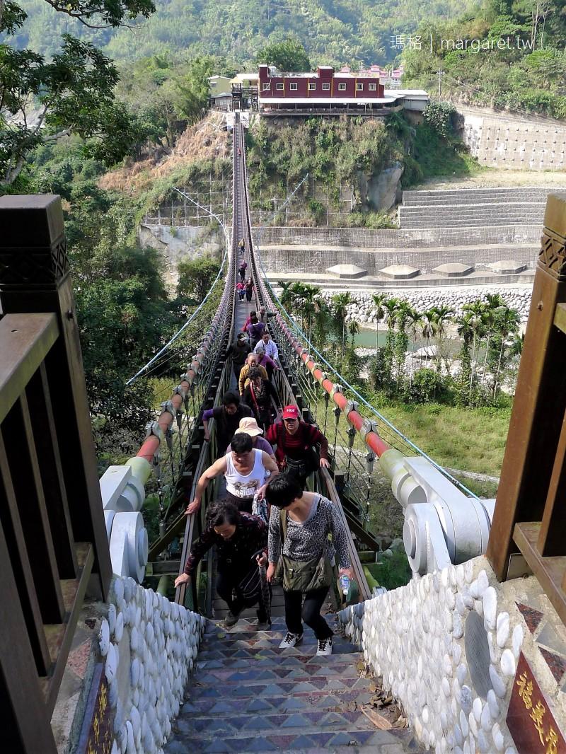 阿里山橋之旅|達娜伊谷吊橋、福美吊橋、新美大橋、茶山大橋、內葉翅吊橋