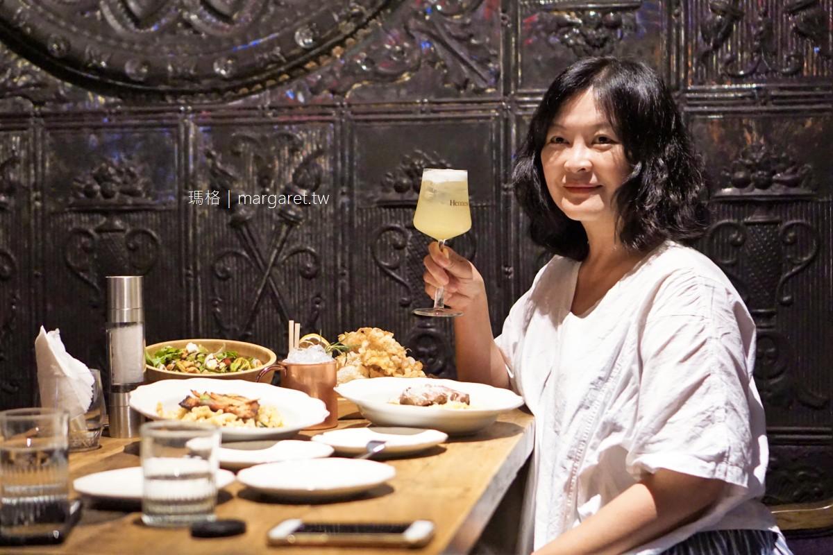 闊旅館333 RESTAURANT & BAR。麻辣手工捲麵搭酒好夠勁|價格親切的飯店早午餐