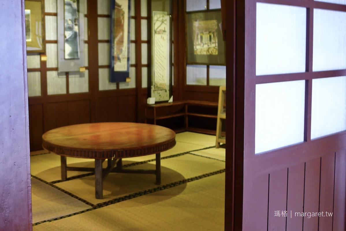 奉茶。十八卯茶屋|台南昭和時期柳屋日式食堂改造