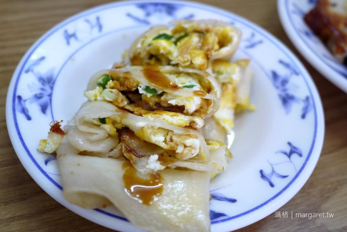 城隍早餐。招牌煎餃|宜蘭爌肉飯糰好特別