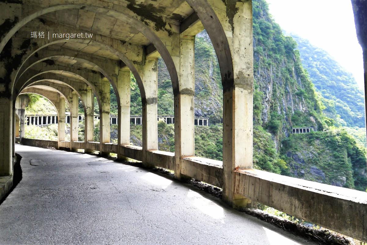 花蓮龍澗發電廠。沿著銅門木瓜溪漫遊|東南亞最長明隧道