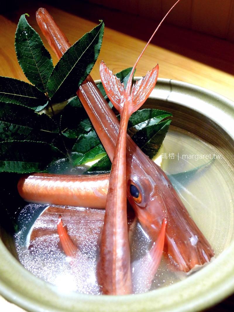 大漁日和。礁溪私房限定版無菜單料理|最接近日本的溫泉湯宿一泊二食 (二訪更新)