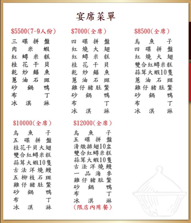 台南阿美飯店。招牌砂鍋鴨|經典酒家菜古風傳承