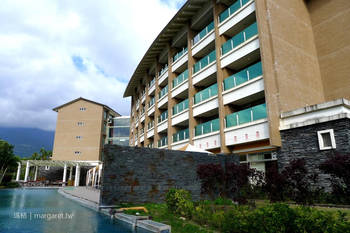 台東鹿鳴溫泉酒店 以鹿野溪地底的弱鹼性碳酸氫納泉療癒身心