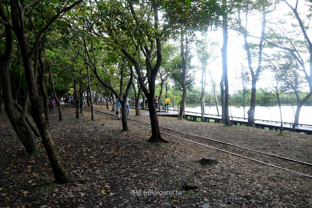 羅東林業文化園區。宜蘭半日遊|結果沒吃林場肉羹