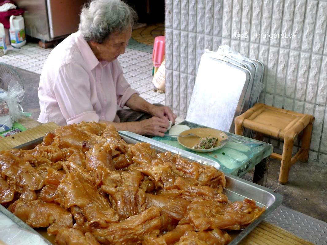 八張隨意小吃牛肉麵。集集人氣美食|周日公休別撲空