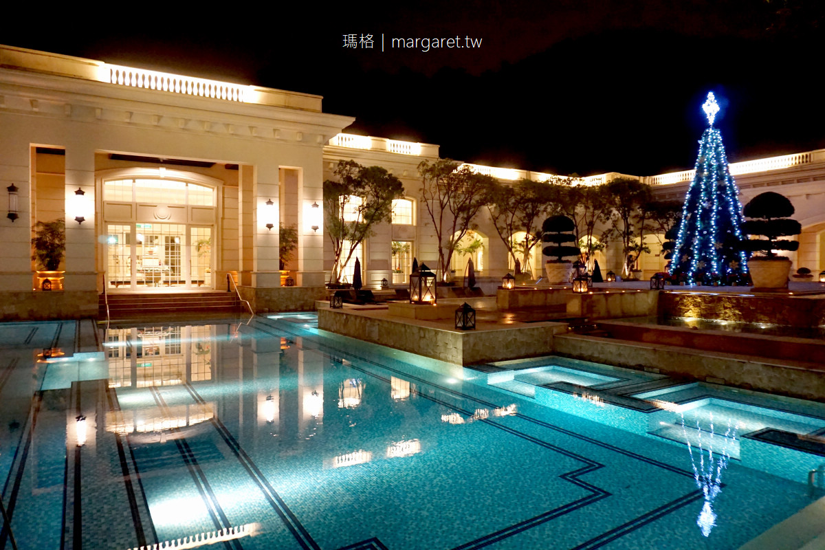 瓏山林蘇澳冷熱泉度假飯店|Pure Yoga慢活假期、舒緩SPA療程