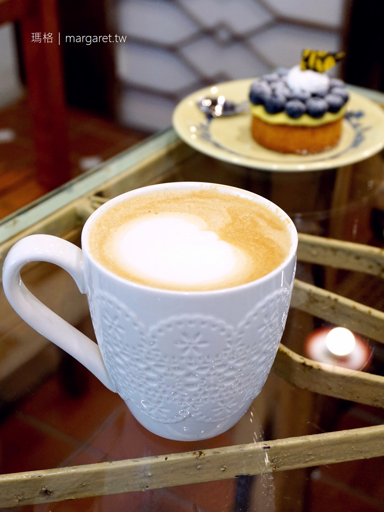 老院子1951。想喝 嘉義手搖茶店與老屋咖啡的合體 (二訪更新)