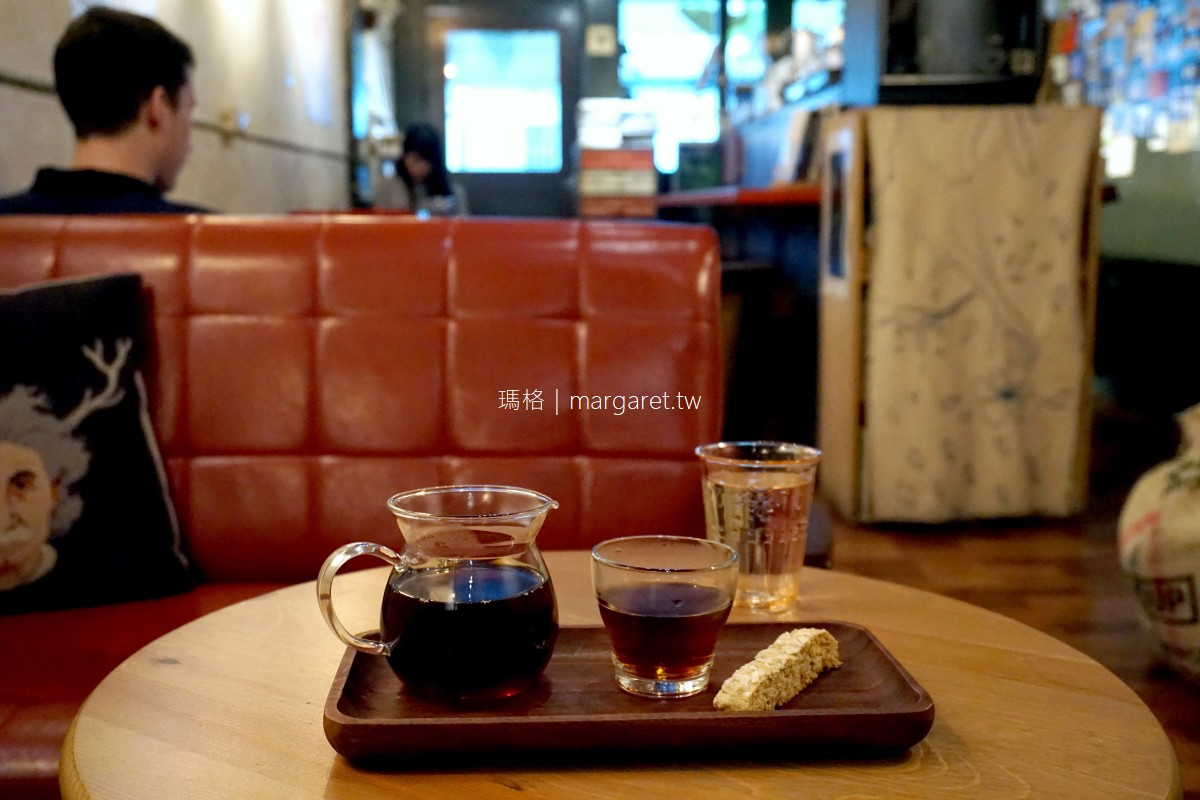 國王蝴蝶秘密基地1.0版|容易迷路的嘉義手工咖啡店,這不是隱藏版什麼是隱藏版?