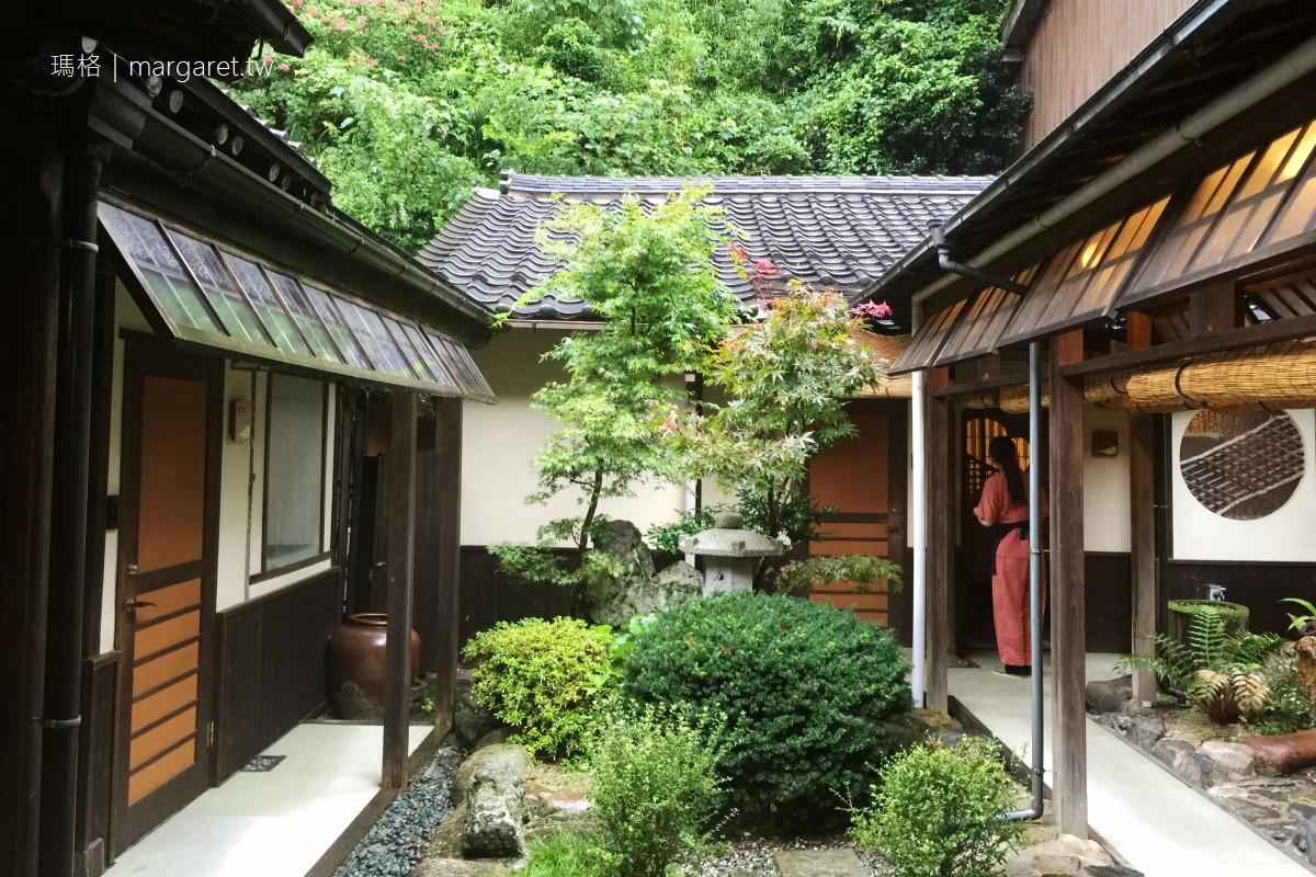 溫泉津輝雲莊一泊二食。到世界遺產泡湯住一晚|日本島根石見銀山之旅