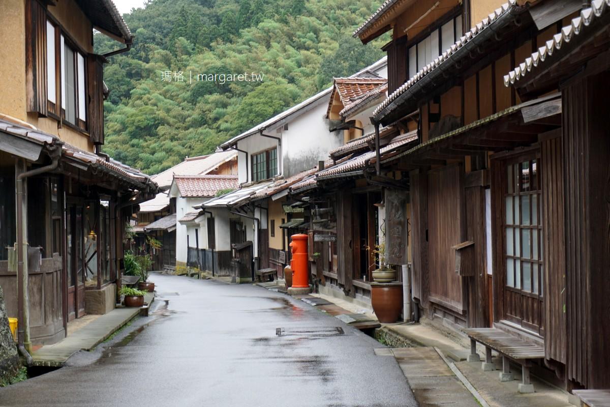 石見銀山大森老街。走過400年華麗滄桑|世界遺產之美。日本島根結緣之旅