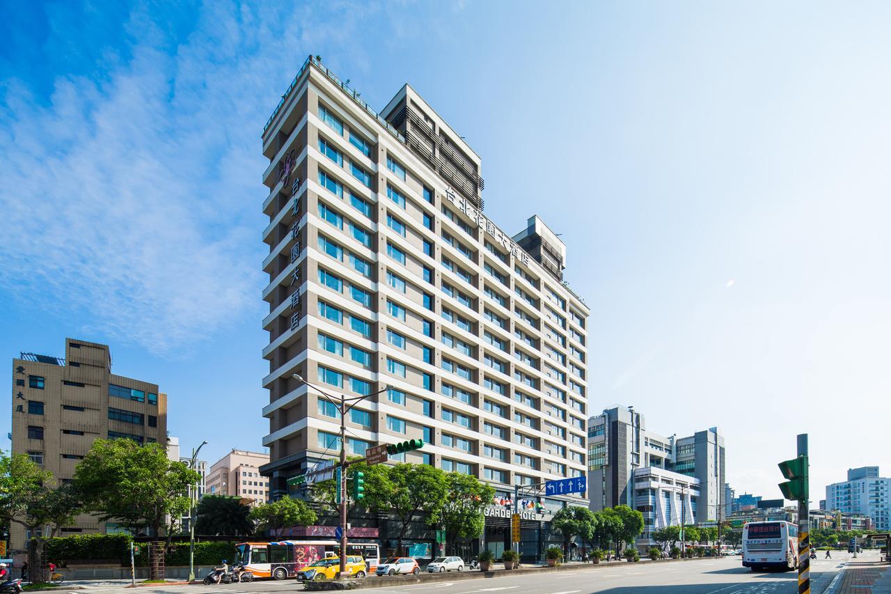 決戰之夜入住台北花園大酒店|西門町美食匯聚的星級飯店