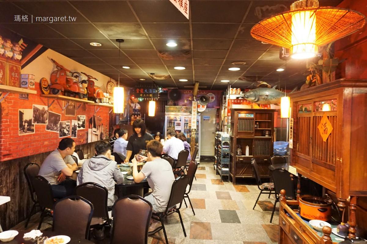 彭城堂台菜。台中古早味餐廳 2020米其林必比登推薦