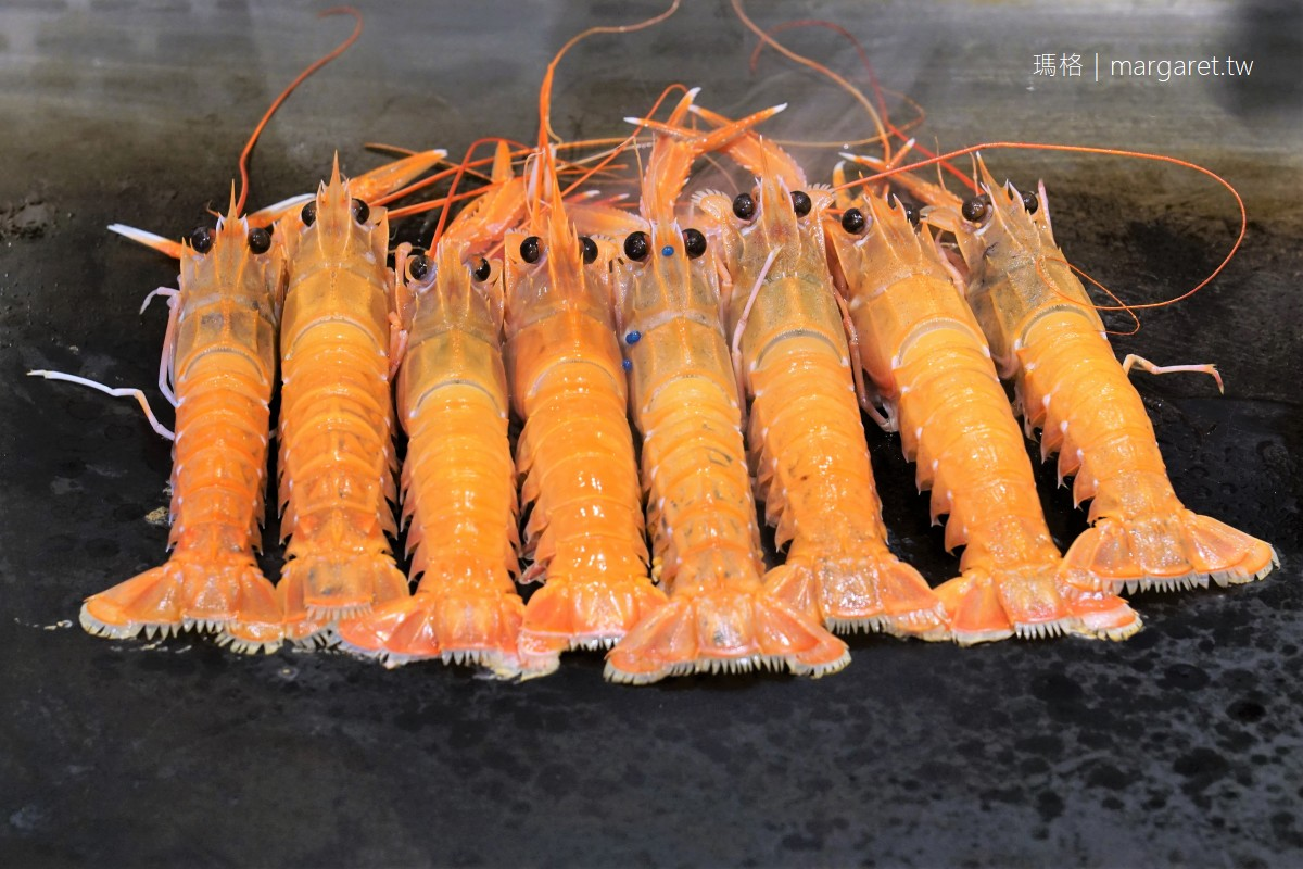 饗宴鐵板燒。宜蘭頂級海鮮料理|從羅東搬到五結。可遠眺龜山島