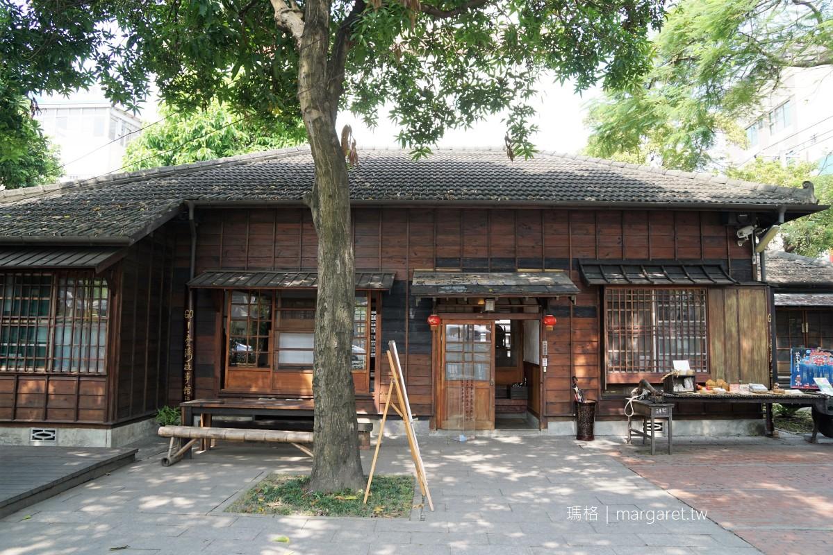 雲林故事館。虎尾郡守官邸|百年歷史建築