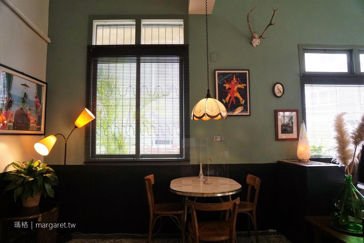 弓箭手Archers Kitchen。老屋咖啡甜點輕食|遷址至嘉義崇文公園旁