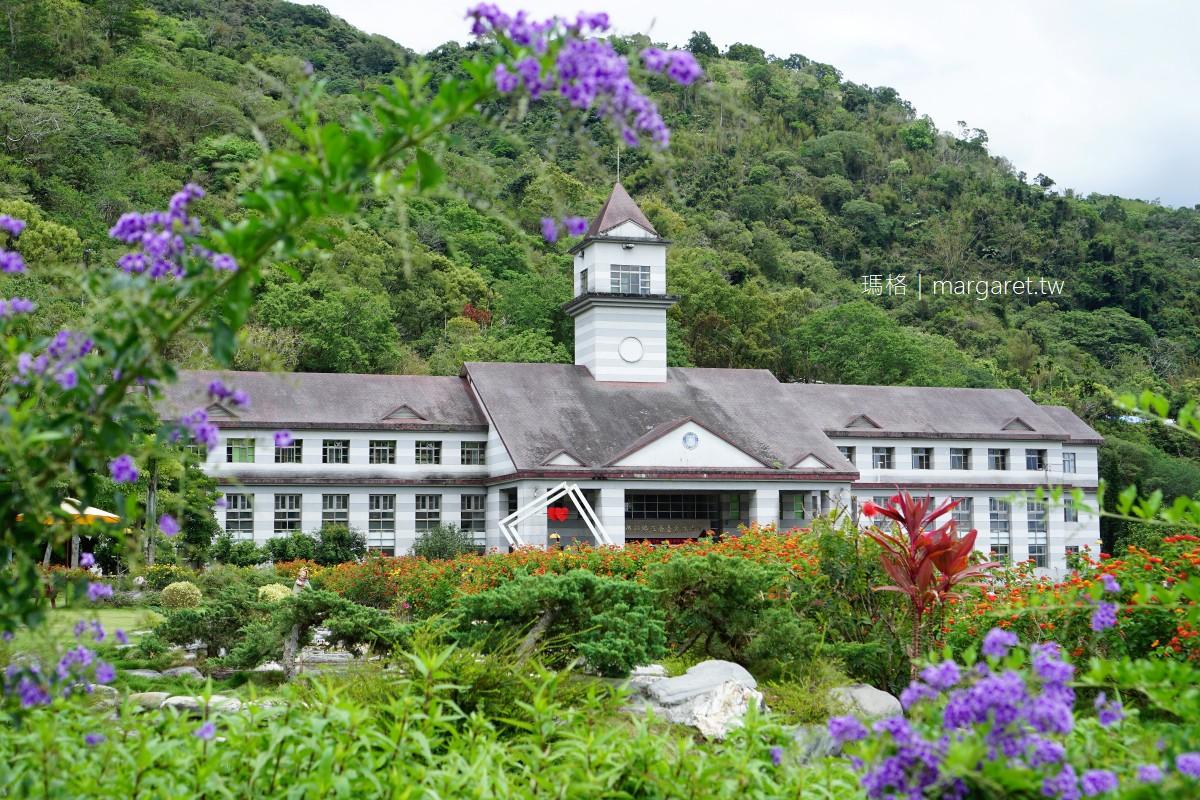 最新推播訊息:台灣最美監獄餐廳。台東戒治所武陵咖啡館成熱門景點