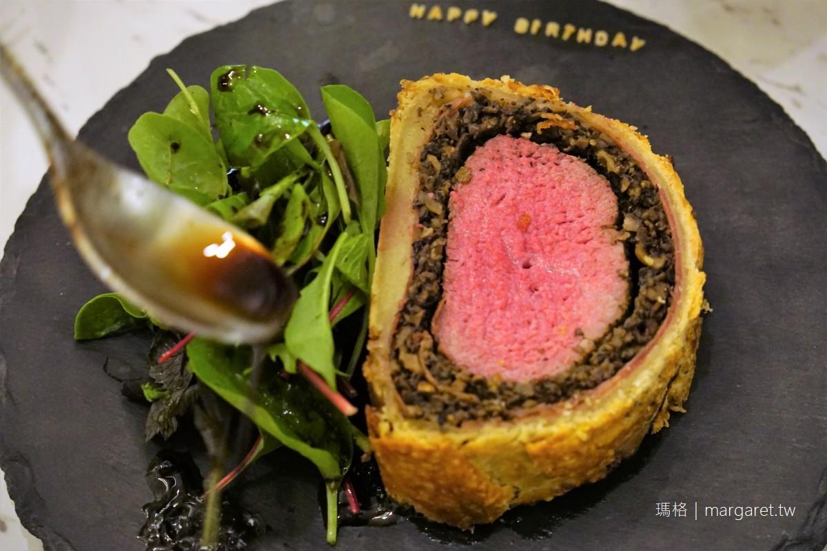 一吃難忘的威靈頓牛排Beef Wellington|嘉義Roof阿曜主廚實作 (2021.5.15更新)