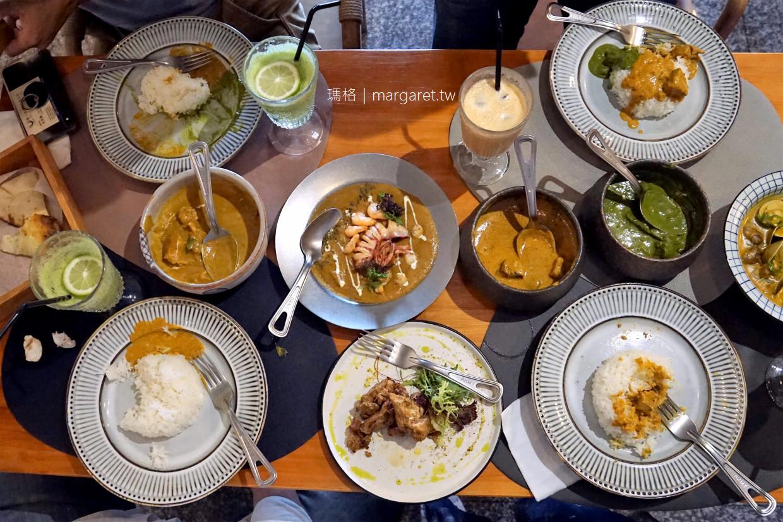 盛食咖哩。嘉義創意印度咖哩|異國料理風格食堂