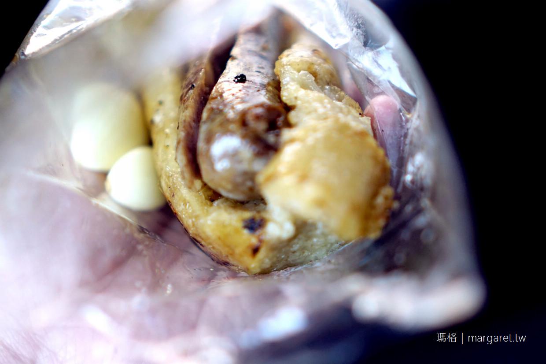 賓朗香腸。豪氣的高粱酒香|傳說台東最好吃的大腸包小腸