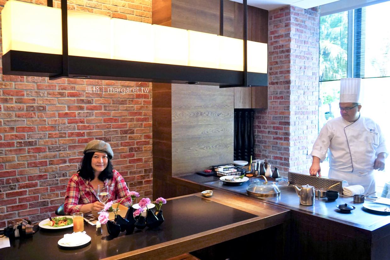台南晶英酒店。ROBIN'S 鐵板燒|以24節氣為發想的精緻季節套餐