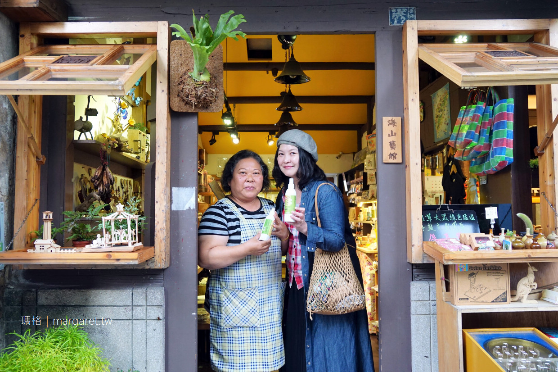 海山藝館。安平老街紀念品店|台南市定古蹟海山館