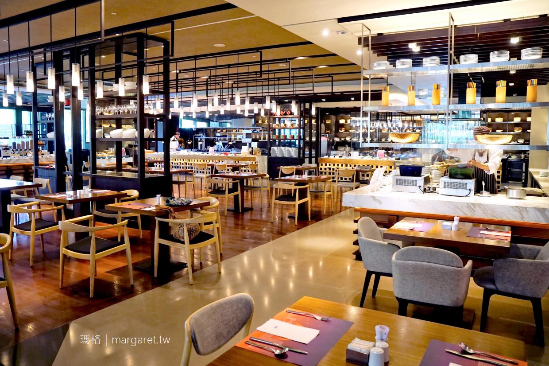 元素餐廳。大員皇冠假日酒店|台南五星飯店早餐吃到飽