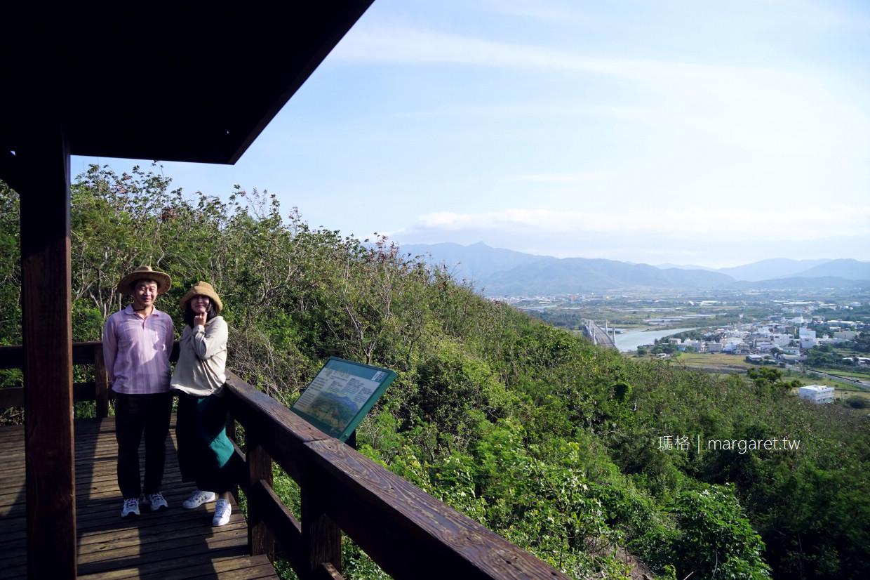 龜山步道。墾丁私房景點|不到半小時即攻頂。全方位飽覽恆春山海景