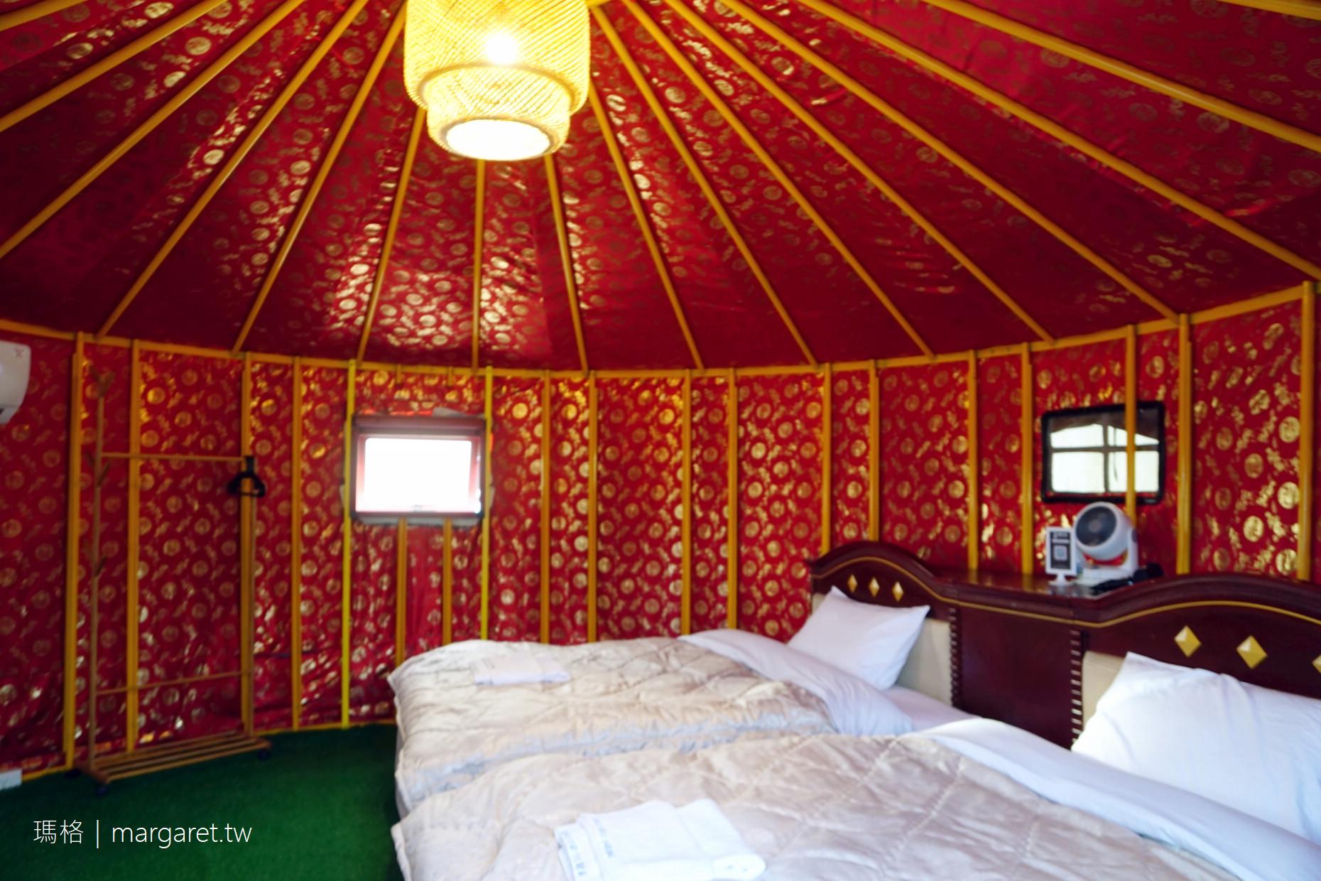 覓境E19蒙古包露營區。到馬祖豪華帳篷住一晚|南竿最美落日海景第一排