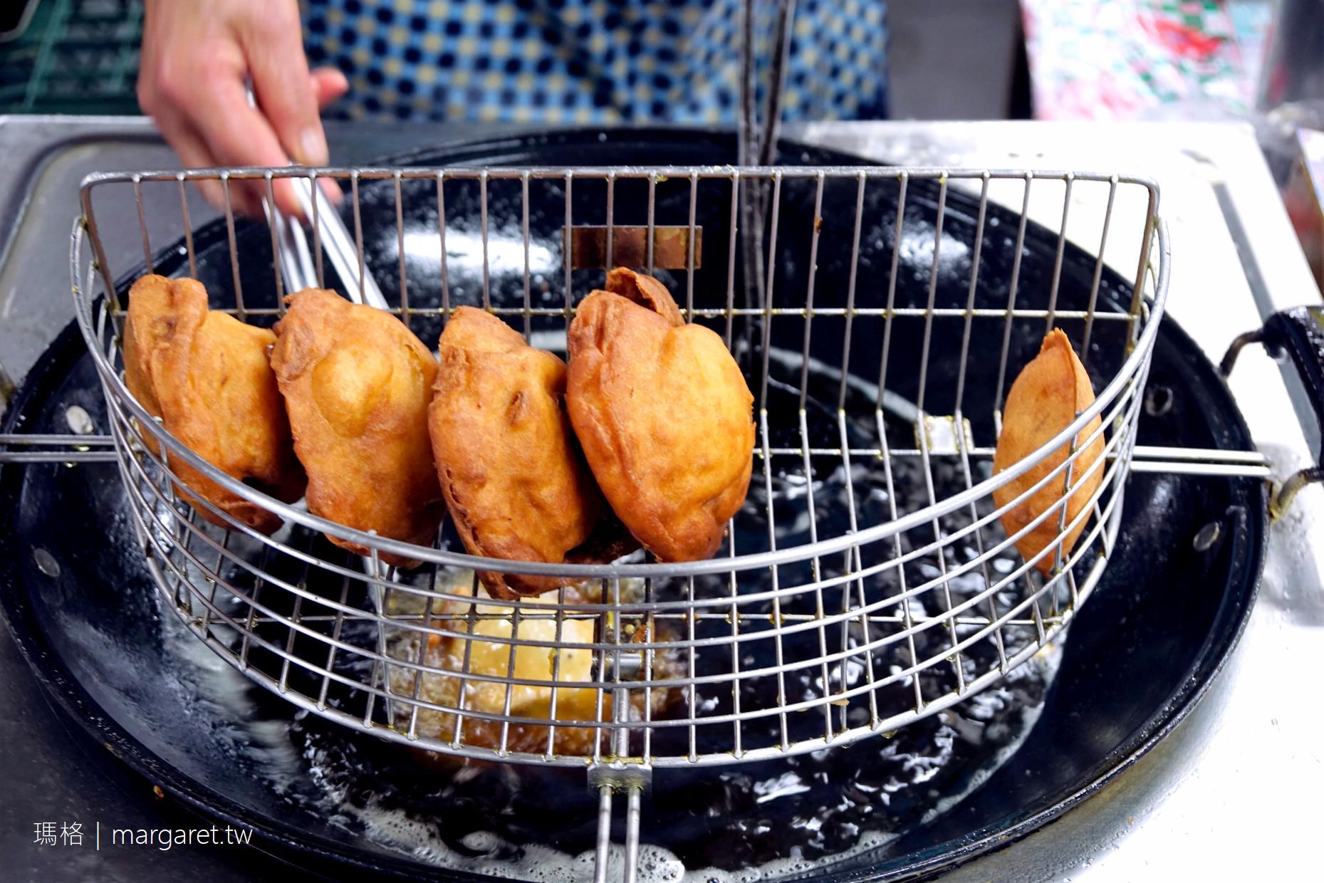 馬祖特色早餐:蠣餅(虫弟餅)|南竿介壽獅子市場 @瑪格。圖寫生活