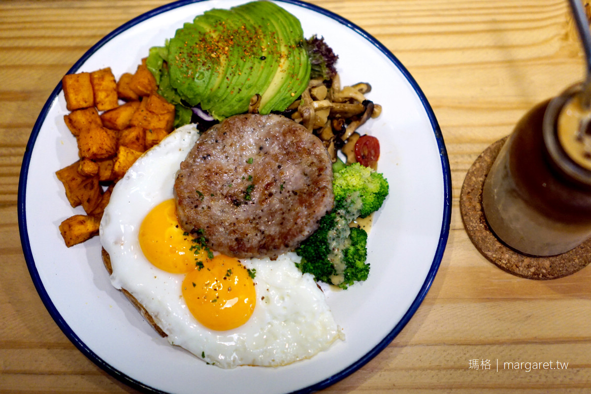 TAMED FOX。堅持均衡營養飲食的台北咖啡店|跟小王子的狐狸有什麼關係?