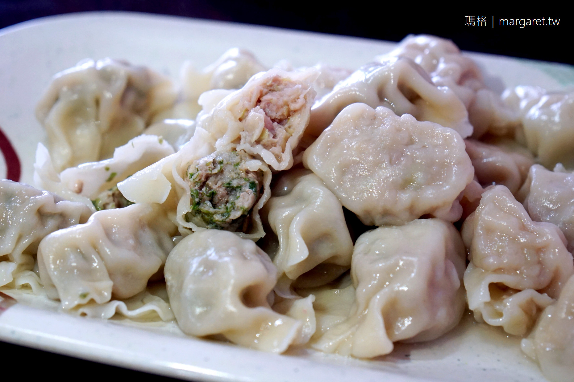 青苔水餃敢吃嗎?基隆特色美食|和平島海藻達人藍媽媽