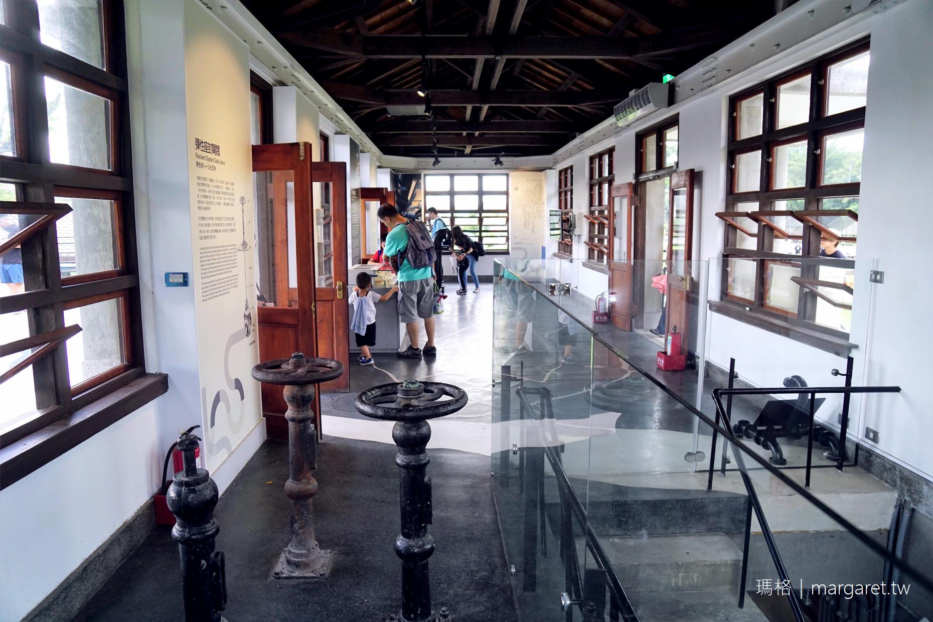 臺南山上花園水道博物館|國定古蹟  x 自然樂園 x 藝術裝置|網路預訂門票打9折