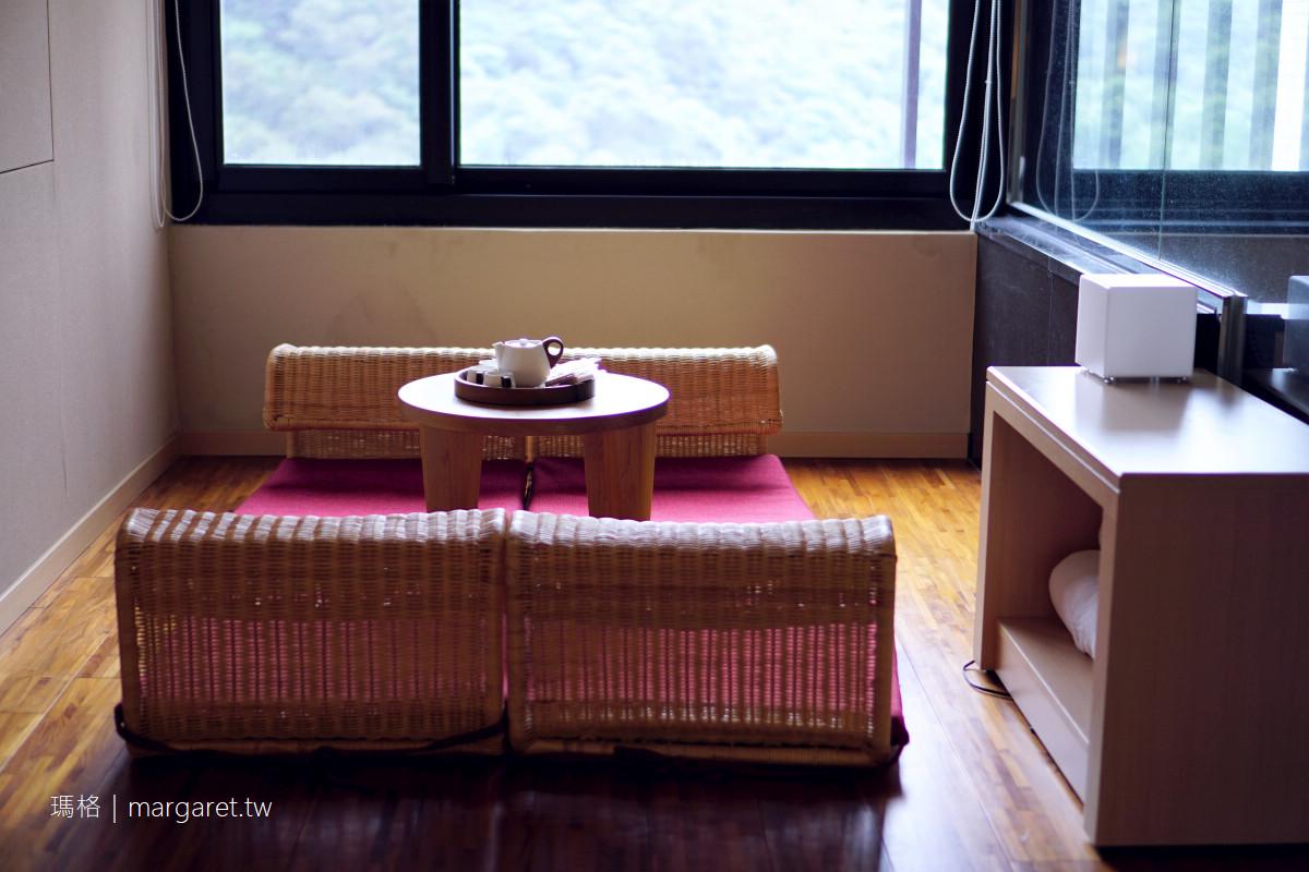 北投亞太飯店。日籍建築師禪風設計|白磺泉、丹鳳山、高質感療癒假期