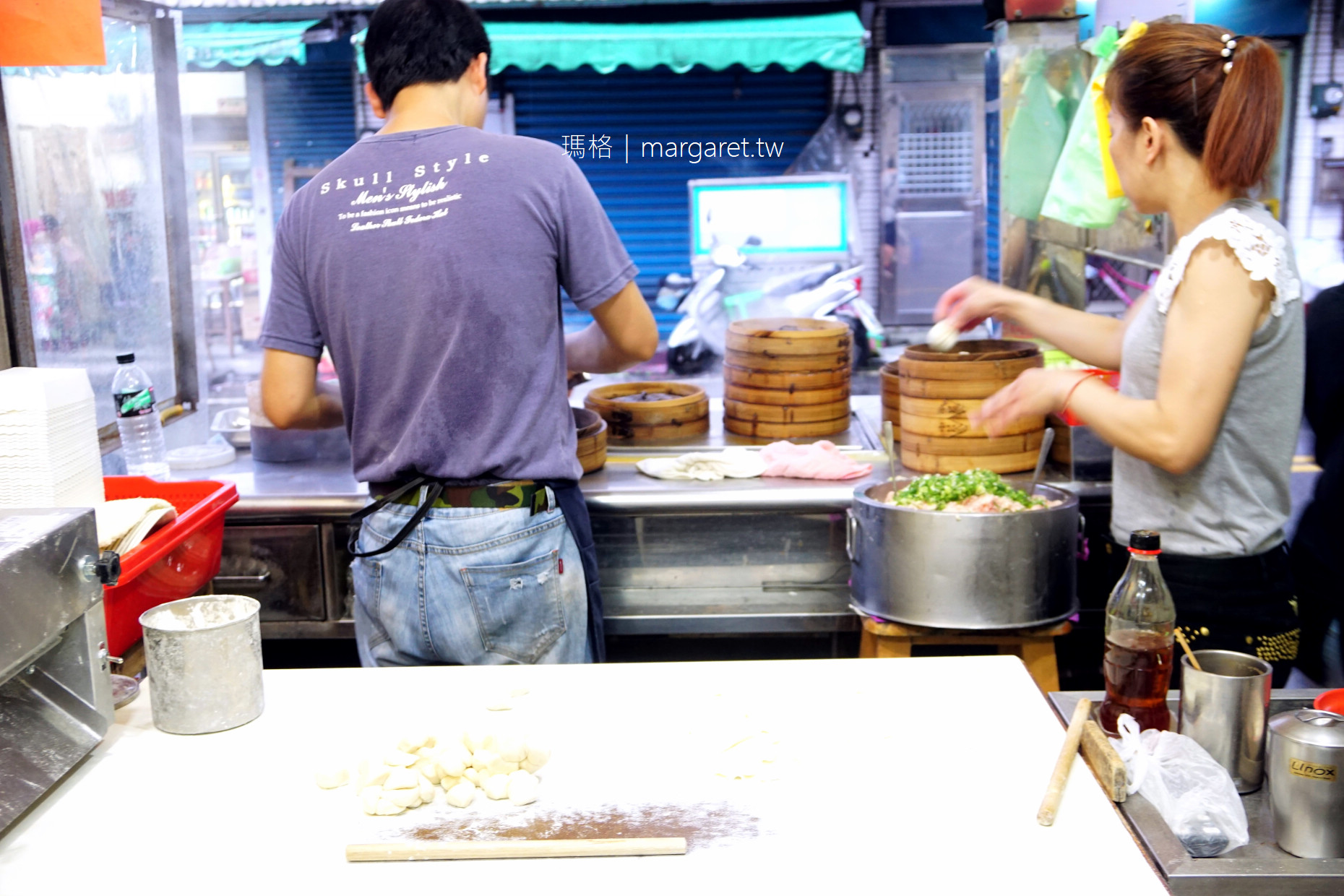 正常鮮肉小籠包。礁溪店|連下大雨都有人排隊