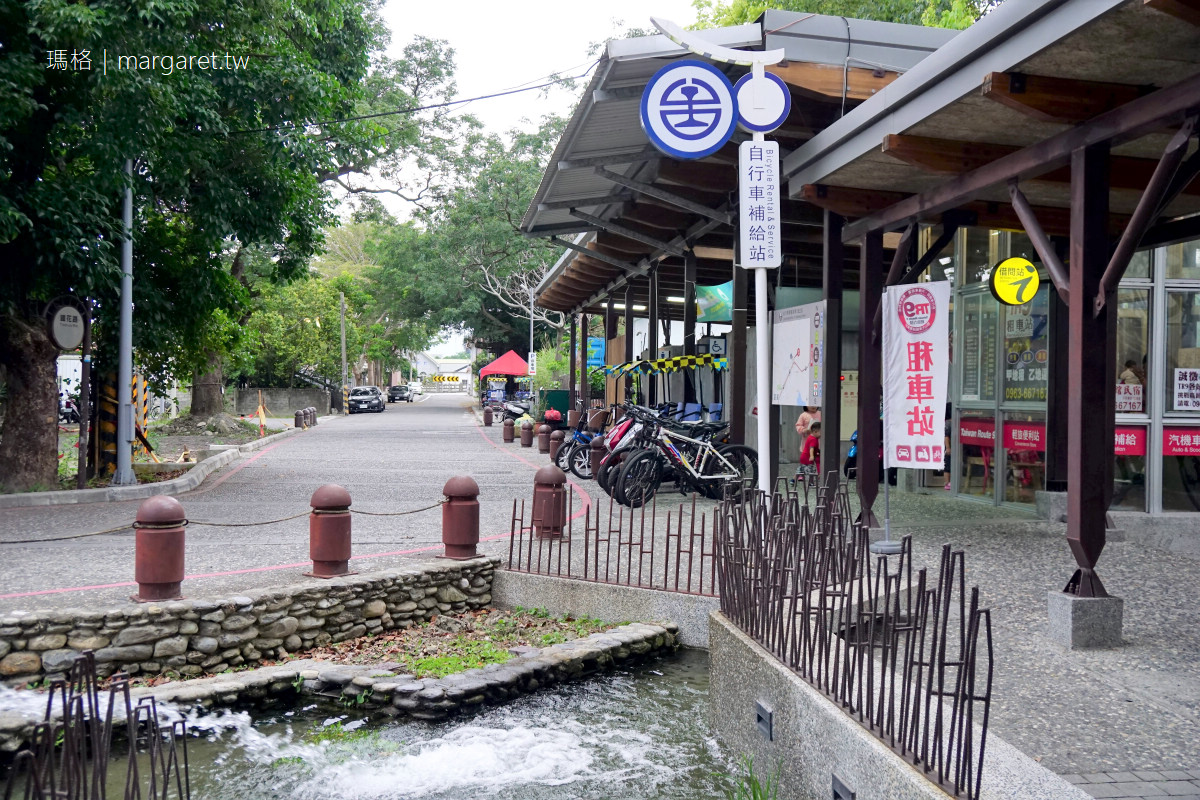 池上火車站。穀倉意象|公共藝術與交通驛站的對話