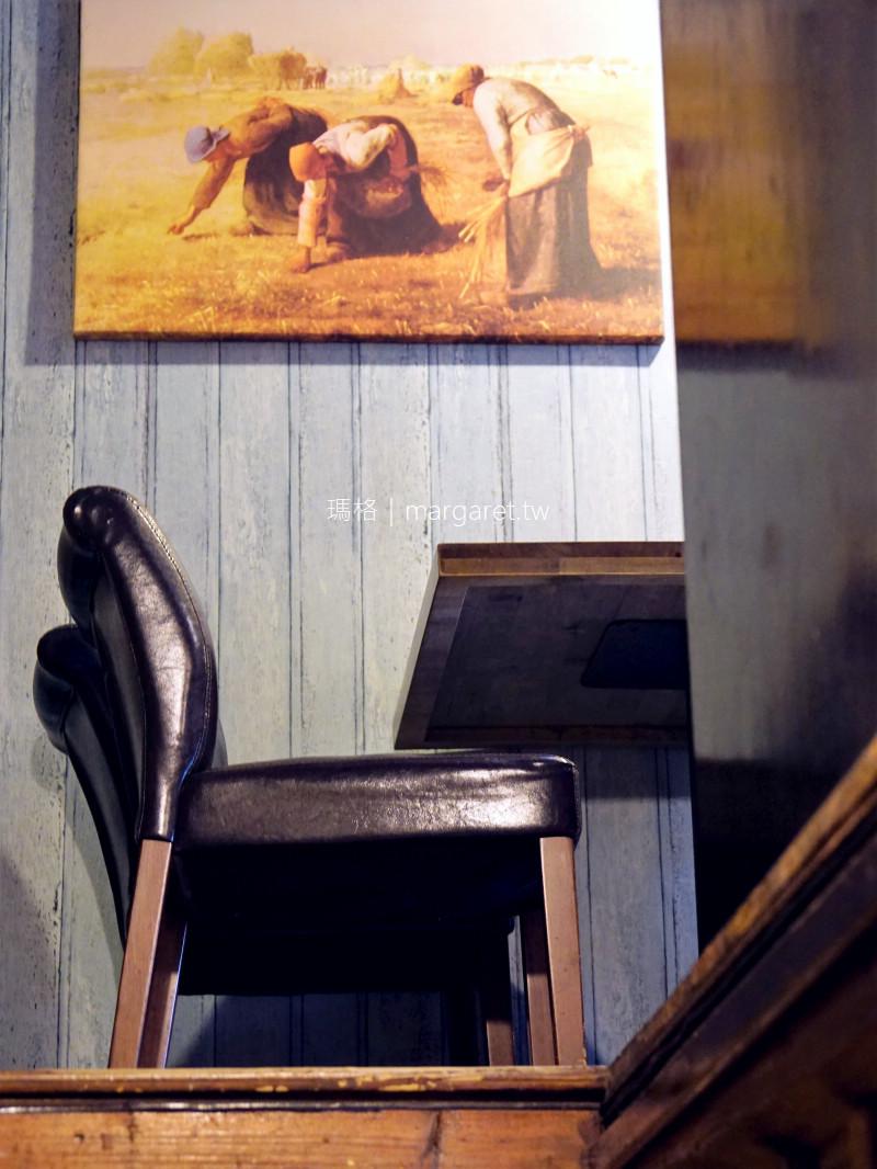 家適咖啡民宿。芹壁花漾小徑|可直視龜島的海景露天席