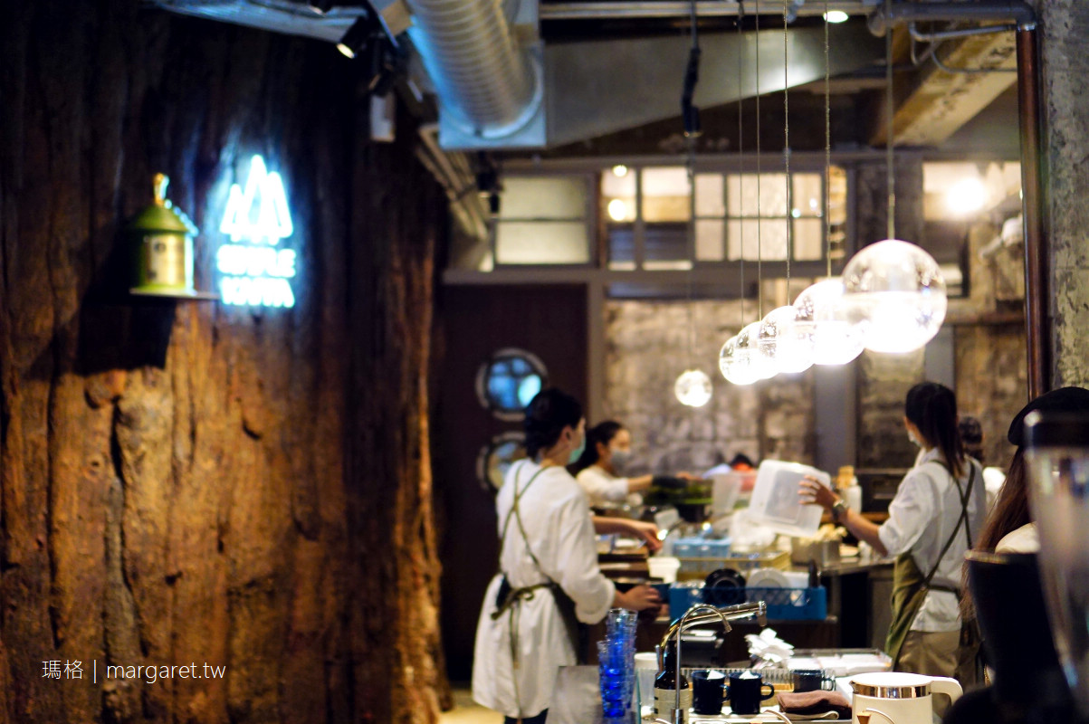 Simple Kaffa 興波咖啡旗艦店|世界50間最棒咖啡館第一名在台北