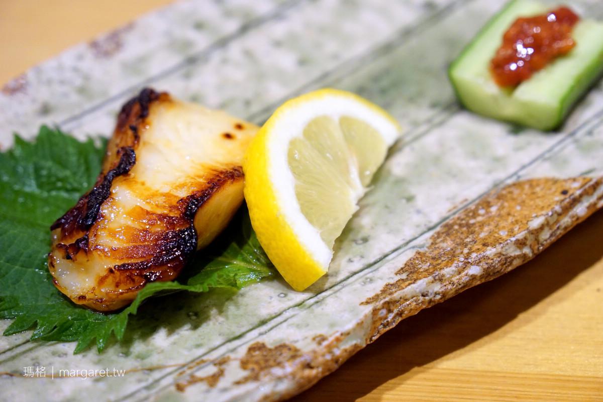 鮨松濤。台北低調高檔江戶前壽司料理|老饕級黑鮪腹筋的滋味