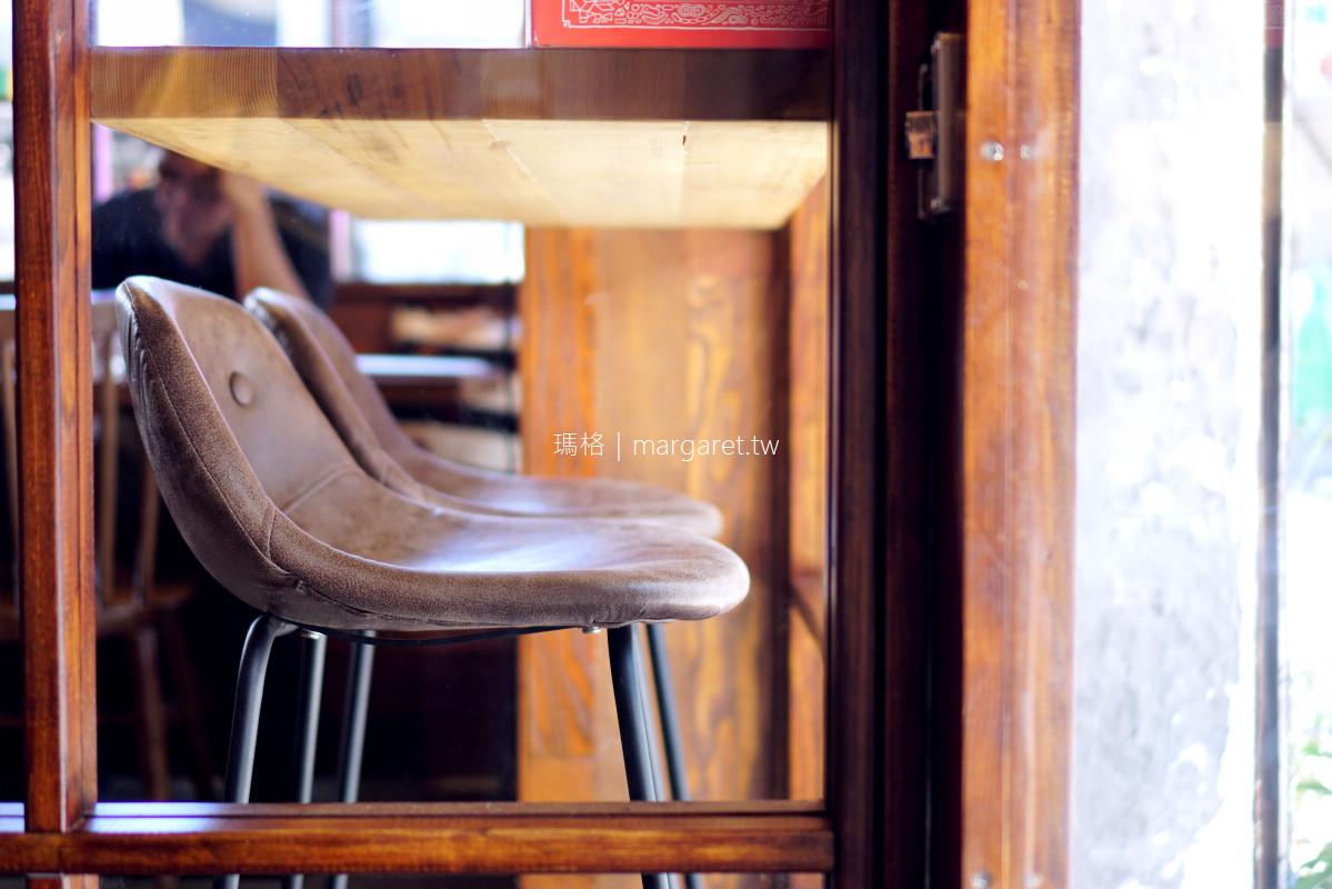 與潮咖啡。南方澳小巷老屋|閉起眼睛點什麼都好
