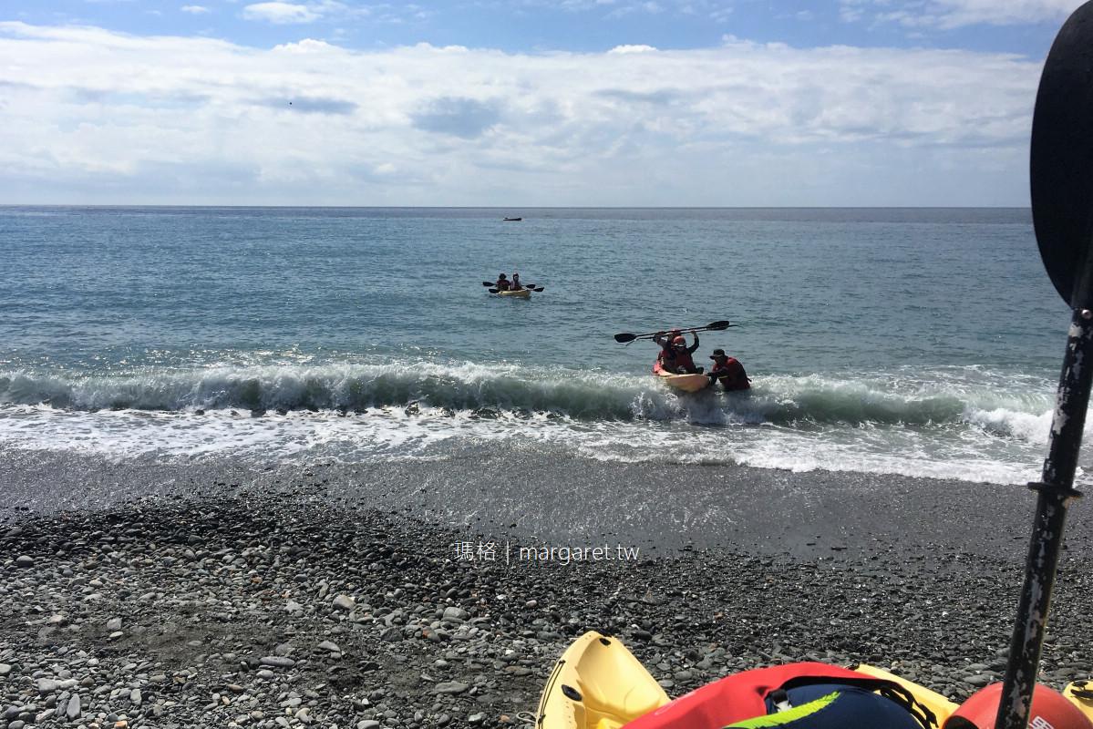 宜蘭東澳烏岩角獨木舟體驗|穿越海蝕洞、勇闖中央山脈起點